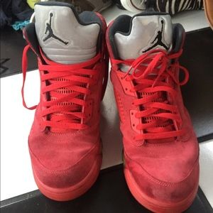 Red Air Jordan Retro